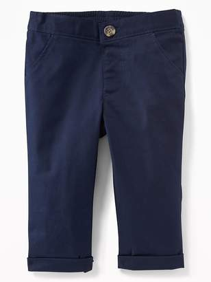 f3d1b28b01e08 Old Navy Skinny Built-In Flex Anytime Chinos for Baby