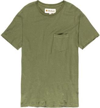 Mollusk Hemp Pocket T-Shirt - Men's