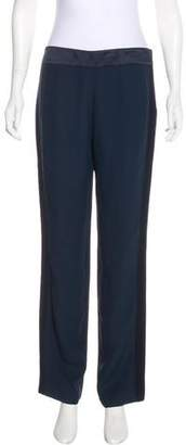Luca Luca High-Rise Straight-Leg Pants