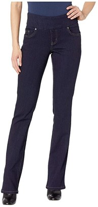Jag Jeans Mila Boot Pull-On Jeans in Twilight