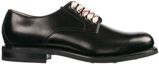 Gucci Classic Leather Lace Up Laced Formal Shoes Derby