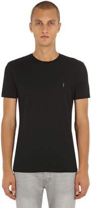 AllSaints Tonic Crew Cotton Jersey T-Shirt