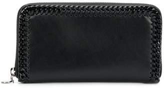 Stella McCartney Falabella box wallet