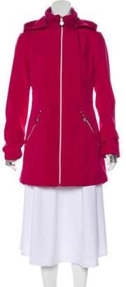 Betsey Johnson Short Zip-Up Coat w/ Tags
