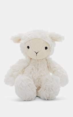 Jellycat Squiggle Lamb Plush Toy - Cream
