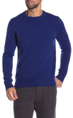 Quinn Cashmere Crew Neck Sweater