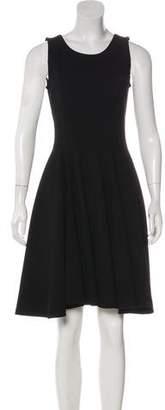 Prada Sleeveless A-Line Knee-Length Dress