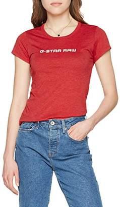 G Star Women's Liffy Art Slim R T Wmn S/s T-Shirt,Small