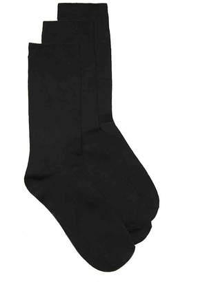 Nine West Basic Crew Socks - 3 Pack - Women's