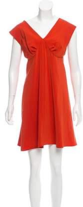 Balenciaga Sleeveless Silk Dress w/ Tags