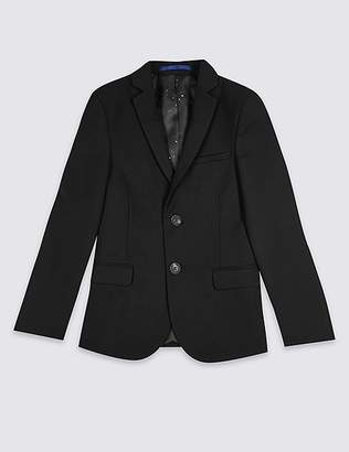Marks and Spencer 2 Button Notch Lapel Blazer (3-16 Years)