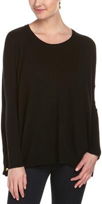 Joan Vass Wool & Cashmere Sweater