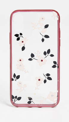 Kate Spade Jeweled Camellia iPhone X Case