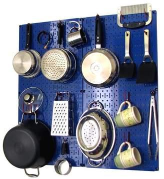 Rebrilliant Kitchen Organizer Pots & Pans Pegboard Pack