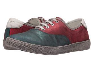 Marc Jacobs Metallic Suede Low Top Men's Lace up casual Shoes