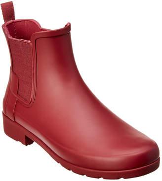 Hunter Women's Original Refined Chelsea Rain Boot