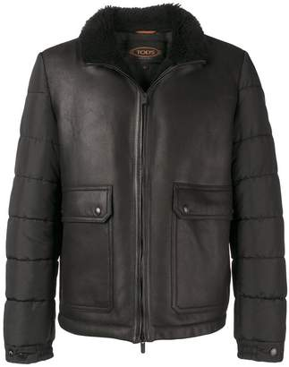 Tod's zipped jacket