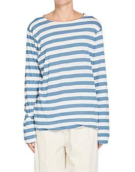 Bassike Stripe Original Sailor T Shirt
