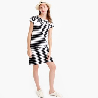 Short-sleeve striped cotton dress $59.50 thestylecure.com