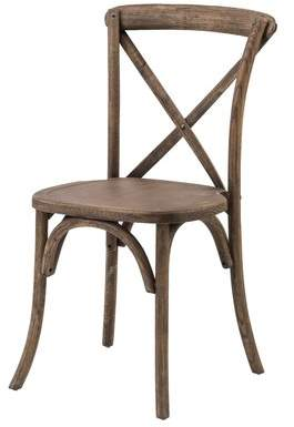 Laurèl Foundry Modern Farmhouse Sudie Solid Wood Dining Chair