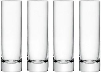LSA International Bar Long Drink Glasses
