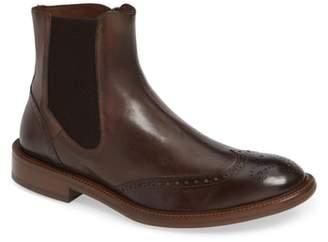J&M 1850 Bryson Wingtip Chelsea Boot