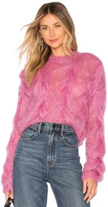 One Clothing Pink Amusing Sweater