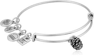 Alex and Ani Charity by Design, Pinecone EWB Bangle Bracelet