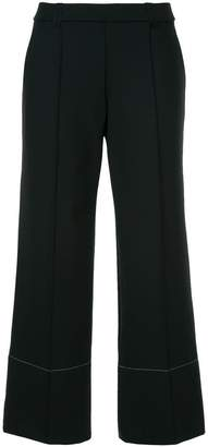 The Row Alisei cropped trousers