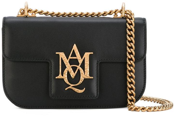 Alexander McQueenAlexander McQueen Insignia satchel