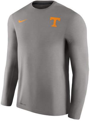 Nike Men's Tennessee Volunteers Dri-Fit Touch Longsleeve T-Shirt