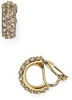 Ralph Lauren Pavé Clip-On Earrings