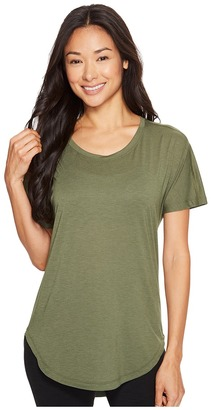 Lucy - Final Rep S/S Women's Short Sleeve Pullover $45 thestylecure.com