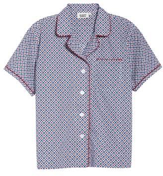 Sleepy Jones Corita Women's Pajama Shirt