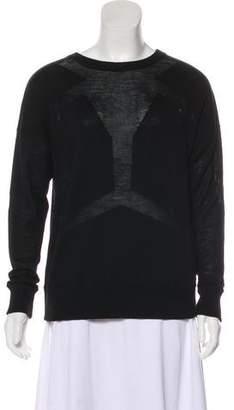 Robert Rodriguez Long Sleeve Knit Sweater