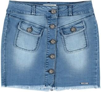 MET Denim skirts - Item 42708404BN
