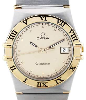 Omega Constellation 32mm Two-Tone Watch