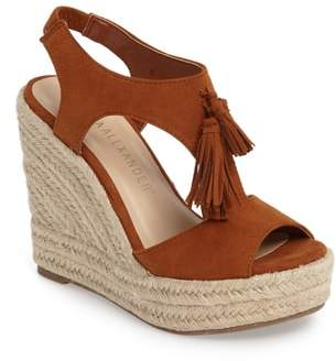 Athena Alexander Jenissa Wedge Espradrille Sandal