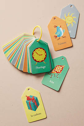 Anthropologie First Vocabulary Stroller Cards