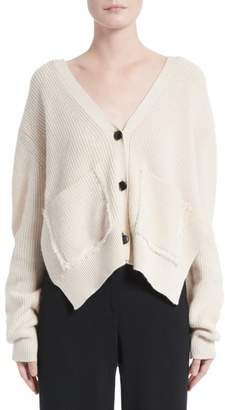Proenza Schouler Cotton & Cashmere Cardigan