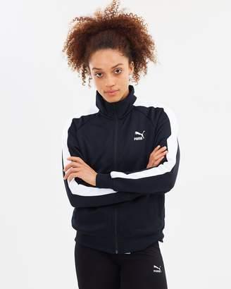 Puma Classics Logo T7 Track Jacket - Women's