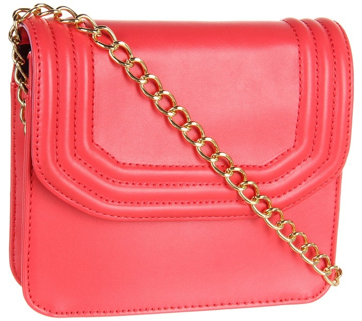 BCBGeneration Juliana Jettsetter Bag (Cosmic Pink) - Bags and Luggage