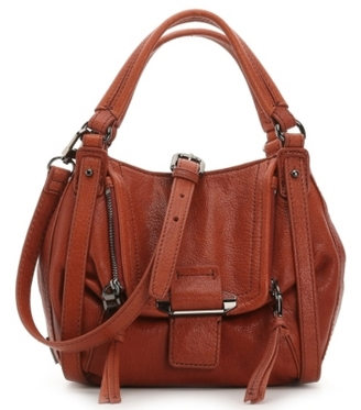 Kooba Jonnie Leather Crossbody Bag $298 thestylecure.com