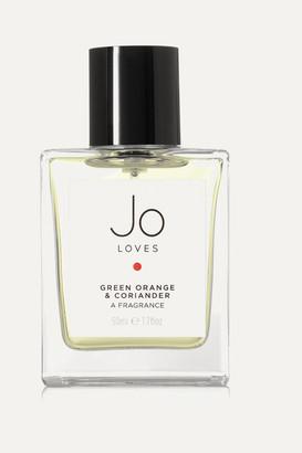 Jo Loves - Green Orange & Coriander - Bitter Green Orange & Black Pepper, 50ml