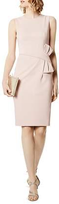 Karen Millen Bow Detail Sheath Dress
