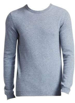 Saks Fifth Avenue COLLECTION Crewneck Cashmere Sweater