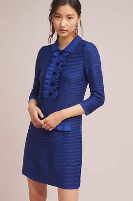 Aldomartins Collared Sweater Dress