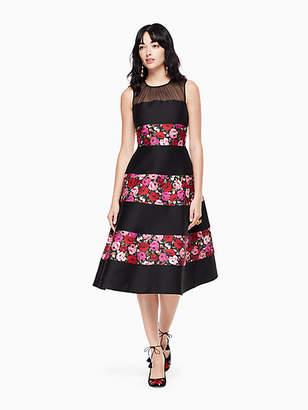 Kate Spade Salon rose palma dress