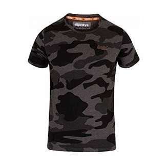 Superdry Men's Orange Label Vintage Embroidered T-Shirt