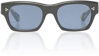 Oliver Peoples M'O Exclusive Isba Square Sunglasses